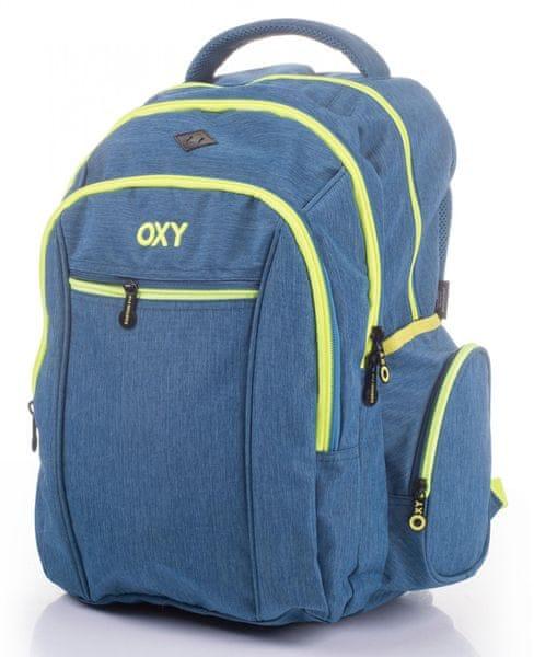 Karton P+P Anatomický batoh OXY TWO Menthol