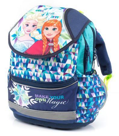 Karton P+P Anatmiczny plecak PLUS Frozen 17