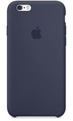 Apple usnjeni ovitek za iPhone 6s Plus, Midnight Blue