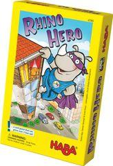 Gémklub Haba Rhino Hero Társasjáték