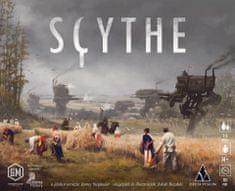 Delta Vision Scythe társasjáték