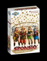 Gémklub Mind Fitness Games Sponsio társasjáték