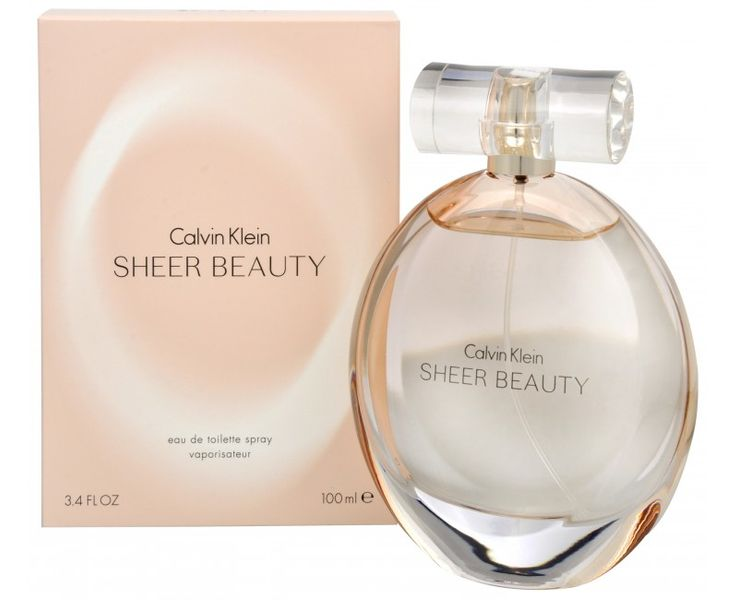 Calvin Klein Sheer Beauty - EDT 100 ml