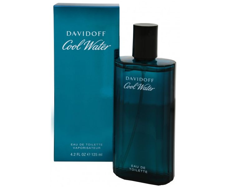 Davidoff Cool Water Man - EDT 125 ml