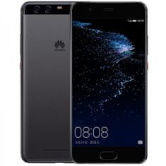 Huawei GSM telefon P10 Plus, črn