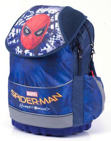 Karton P+P Anatomický batoh PLUS Spiderman  cc09d7647e