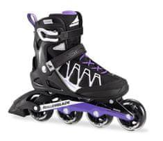Rollerblade Damskie Rolki Rollerblade Sirio Comp W black/purple