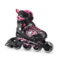Rollerblade Rolki dziecięce Rollerblade Thunder G black/pink