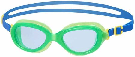 Speedo Okulary Futura Classic Junior Green/Blue