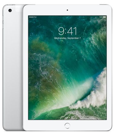 Apple iPad 9.7 Cellular 128GB, silver