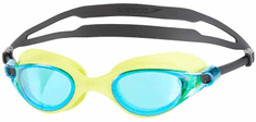 Speedo Okulary Vue Mirror Lime/Blue