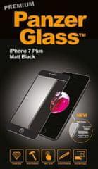PanzerGlass premium zaščitno steklo iPhone 7 Plus, mat črno