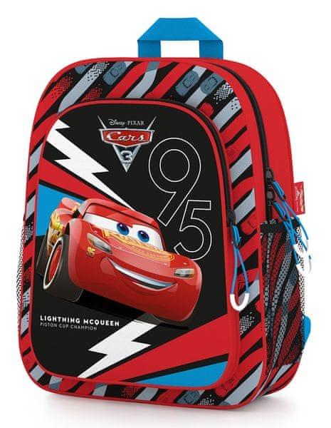 Karton P+P Dětský předškolní batoh Cars 2017