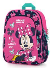 Karton P+P Detský predškolský batoh Minnie