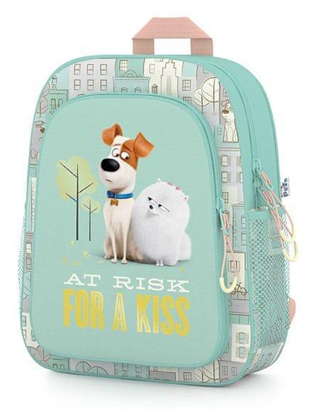 Karton P+P Dětský předškolní batoh PETS