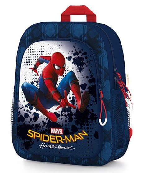 Karton P+P Dětský předškolní batoh Spiderman