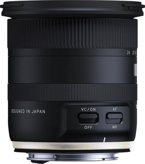 Tamron objektiv 10-24mm f/3.5-4.5 VC HLD (Canon)