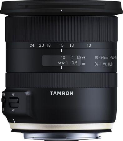 Tamron objektiv 10-24 mm F/3.5-4.5 VC HLD (Nikon)