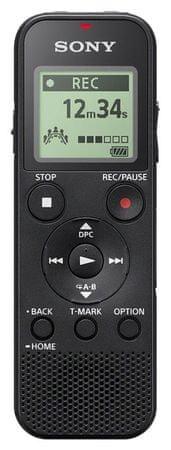 Sony mono digitalni diktafon ICD-PX370