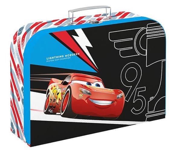 Karton P+P Kufřík lamino Cars