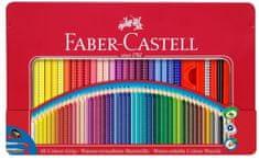 Faber Castell GRIP barvice Grip 48/1, kovinska embalaža