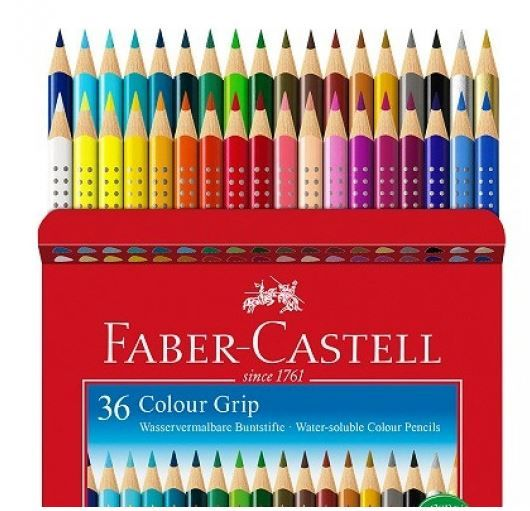 Faber Castell GRIP barvice Grip 36/1