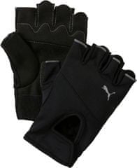 Puma TR Fitness kesztyű, Fekete/Ezüst