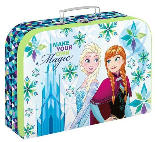 Karton P+P Kufřík lamino Frozen