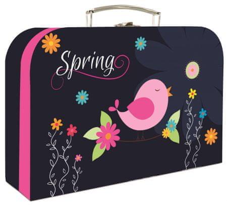 Karton P+P Kufřík lamino Premium Spring