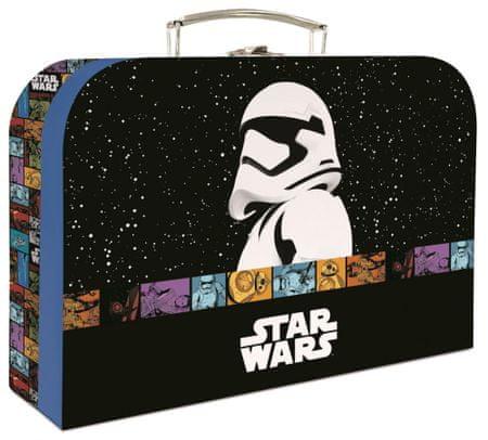 Karton P+P Kufřík lamino Star Wars II.