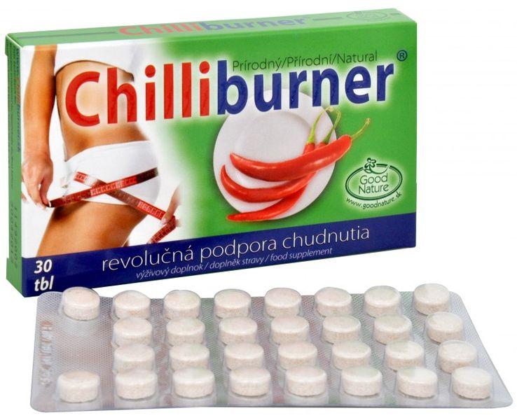 Good Nature Chilliburner 30 tbl.