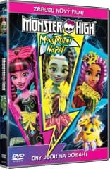 Monster High: Monstrózní napětí   - DVD