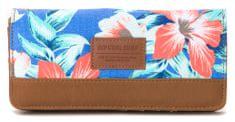 Rip Curl dámská modrá peněženka Mia Flores