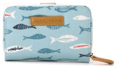 Brakeburn dámská modrá peněženka