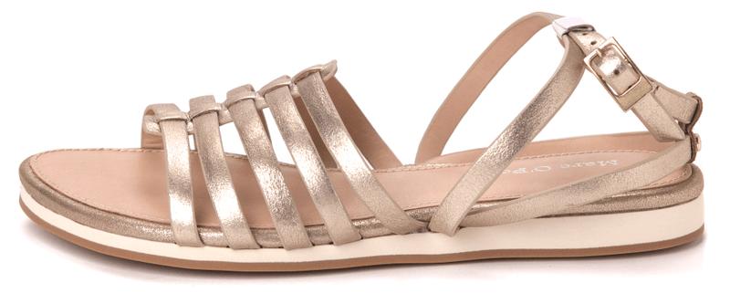 Marc O´Polo dámské sandály 41 zlatá