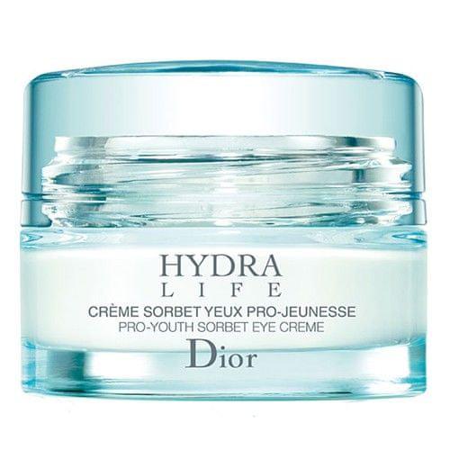 Dior Hydratační oční krém Hydra Life (Pro-Youth Sorbet Eye Cream) 15 ml