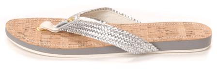 Gant női flip-flop papucs St Bart 40 ezüst