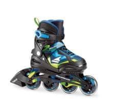 Rollerblade Rolki dziecięce Rollerblade Thunder black/blue
