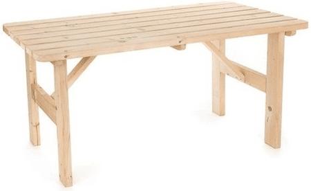 Happy Green stół ogrodowy Rosenberg 150 x 75 x 68 cm