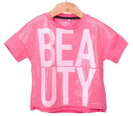 Primigi T-shirt dziewczęcy 116 różowy