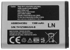 Samsung baterija AB803443BU za C3350 Xcover 2