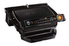 Tefal GC714812 Optigril+ black with snacking acc.