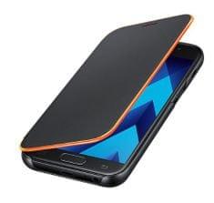 Samsung torbica Neon EF-FA320PBE za Galaxy A3 (2017), črna