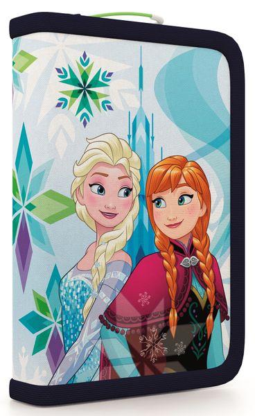 Karton P+P Školní penál 1 patrový Frozen