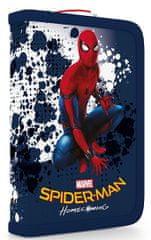 Karton P+P Školní penál 1 patrový Spiderman