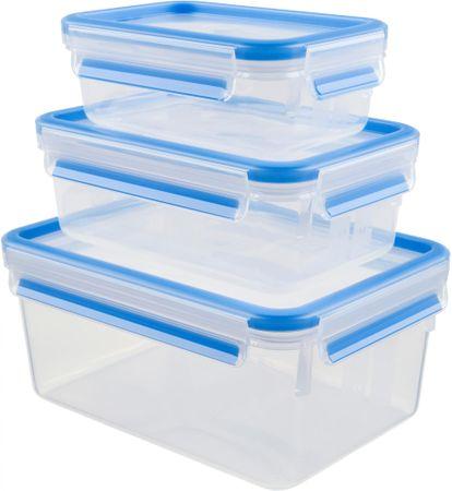 Tefal plastične škatle za shranjevanje