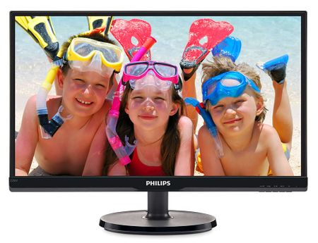 Philips LED LCD monitor 226V6QSB6