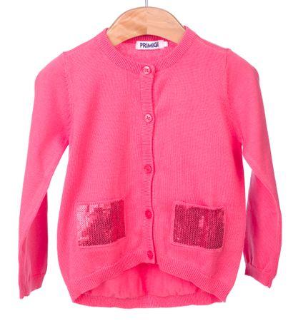 Primigi dekliški pulover 98 roza