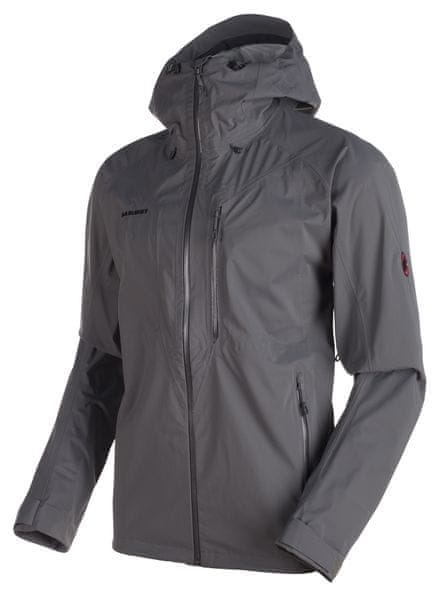 Mammut Kento HS Hooded Jckt M titanium XL