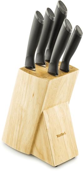 Tefal sada nožů v bloku Comfort set 5 ks